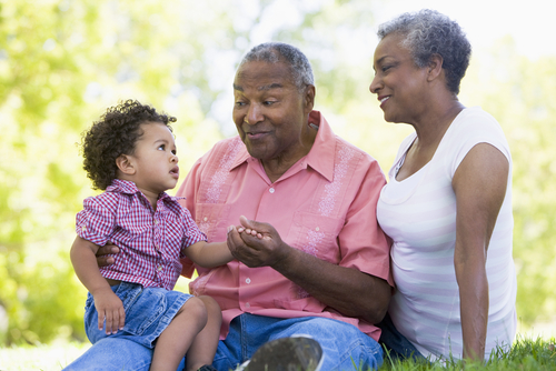 how to get obtain Grandparents Rights in Ohio