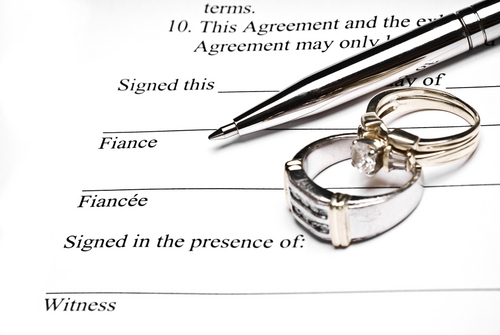 Prenup Attorney in Ohio